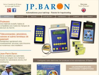 Télécommandes Jean-Pierre Baron Ball-Trap de Signes