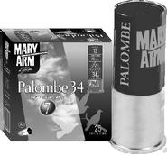cartouches Mary Arm Ball-Trap de Signes