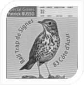 cartouches Patrick Russo Ball-Trap de Signes